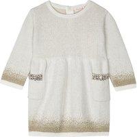 Glitter and sequin cotton dress 6-26 months