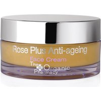 The Organic Pharmacy Rose Plus face cream
