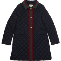 Quilted pearl coat 6-12 years