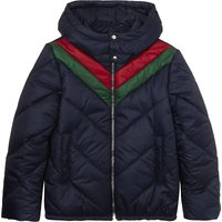 Hooded puffer jacket 4-12 years