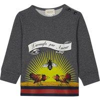 Sunrise cotton sweatshirt 6-36 months