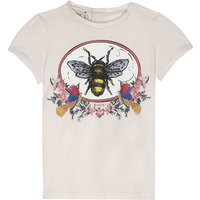 Bee print cotton T-shirt 6-36 months