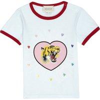 Tiger heart cotton T-shirt 6-26 months