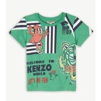 食物 节日 打印 棉 吨-衬衫 2-3 岁月