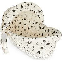 Star moses basket