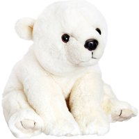 Polar bear soft toy 45cm