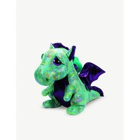 Boo Buddy Cinder Dragon soft toy