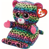 Peek-a-Boo Lance leopard phone holder