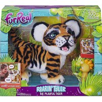 Roarin' Tyler the playful tiger pet toy