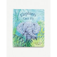 Elephants Can't Fly story book