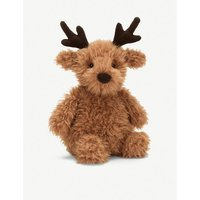 Pudding Reindeer soft toy 30cm