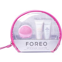 Get up and Glow sonic skincare gift set