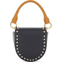 Horse shoe leather coin purse