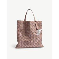 Bao Issey Miyake Pink Prism Metallic Tote Bag