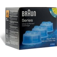 Braun Clean & Renew cartridge, Mens
