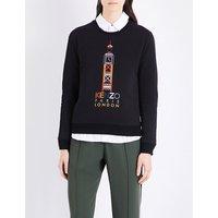 Big Ben cotton-jersey sweatshirt