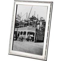 "ARTHUR PRICE   Arthur Price Reed ribbon sterling silver photo frame 6"" x 4"", Silver   Goxip"