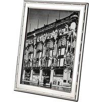 "ARTHUR PRICE   Arthur Price Reed ribbon sterling silver photo frame 7"" x 5"", Silver   Goxip"
