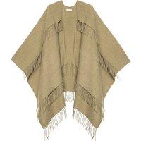 Claudie Pierlot Atole scarf, Women's, Camel