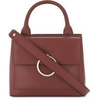 Anouck small leather shoulder bag
