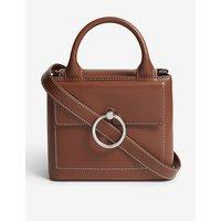 Small saddle handbag