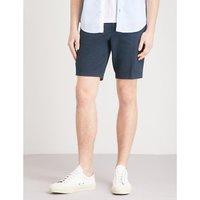 定期-适合 伸展-棉 短裤