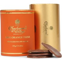Charbonnel Et Walker Milk orange thins 195g