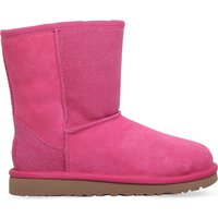 Ugg Classic sheepskin boots 6-9 years, Size: EUR 34 / 2 UK ADULT, Pink