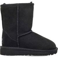 Ugg Classic short sheepskin boots 6-9 years, Size: EUR 31 / 12.5 UK, Black