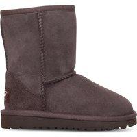 Ugg Classic short sheepskin boots 6-9 years, Size: EUR 32 / 13 UK KIDS, Dark brown