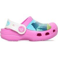 Crocs Frozen fever clogs 6 months - 9 years, Size: EUR 19 / 3 UK, Pink