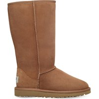 Ugg Classic tall sheepskin boots 6-9 years, Size: EUR 32 / 13 UK KIDS, Brown