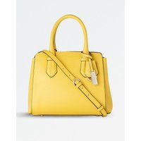 Cassandra saffiano leather tote bag