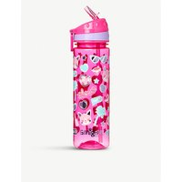 Stylin' graphic print water bottle 660ml