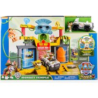 Jungle Monkey Temple playset