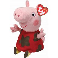 TY Muddy Puddles Peppa Pig beanie