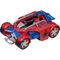 Spiderman web city action vehicle