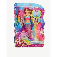 Barbie Girls Rainbow Lights Innovative Mermaid Doll