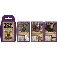 Top Trumps Harry Potter Prisoner of Azkaban card game