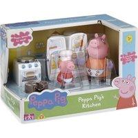 Peppa Pig's kitchen playset