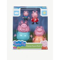 Family figure pack of 4