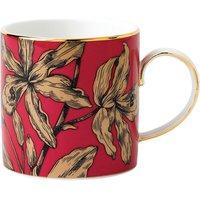 Wedgwood Vibrance floral china mug