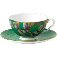 Wedgwood Tea garden green tea and mint three piece set