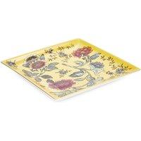 Wonderlust Yellow Tonquin China gift tray