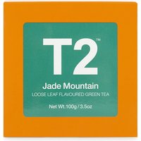 Jade Mountain loose leaf flavoured green tea 100g