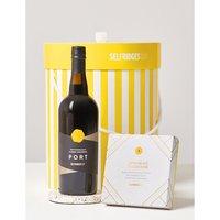 Port & Chocolates Gift Box