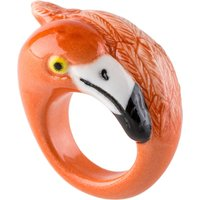 The Conran Shop Flamingo porcelain ring medium