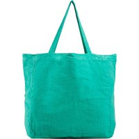 The Conran Shop Oversized linen tote bag, Women's