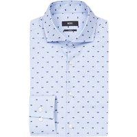 苗条-适合 棉 衬衫