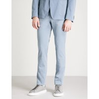 定期-适合 棉-混合 裤子